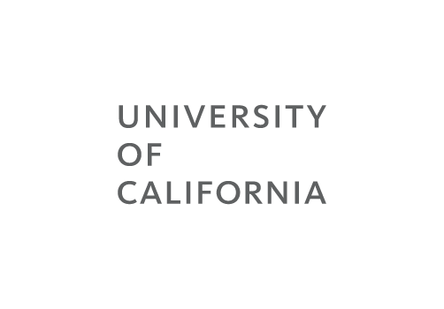 University of California Wordmark Logo